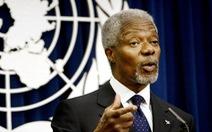 Vĩnh biệt Kofi Annan - 'người tái định nghĩa Liên Hiệp Quốc'