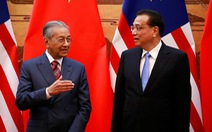 Thủ tướng Malaysia lão luyện trước Trung Quốc