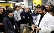 Làm ở Apple, Google không cần bằng đại học