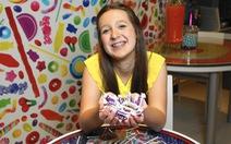 Nữ sinh 13 tuổi Alina Morse và công ty kẹo triệu đô