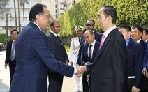Ai Cập cam kết ủng hộ Việt Nam tăng cường hợp tác với châu Phi