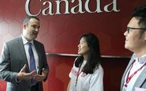 Khởi động học bổng toàn phần Canada - ASEAN