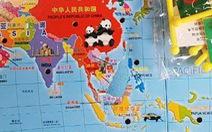 Thu hồi sản phẩm có bản đồ 'lưỡi bò' bán tại Shopee