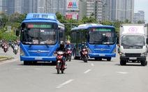 Làn riêng cho xe buýt nên thí điểm ở những đường rộng