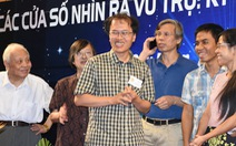 GS Đàm Thanh Sơn nhà khoa học tài năng và khiêm tốn