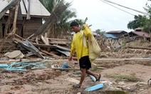 Vỡ đập thủy điện tại Lào: Chủ đầu tư đền bù, khắc phục hậu quả