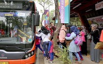 Kỳ Asiad tiết kiệm ở Indonesia