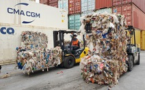 Chặt đứt đường dây nhập khẩu rác về Việt Nam