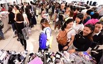 Thương hiệu ngoại 'lấn sân' trên thị trường thời trang Việt