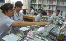 Bệnh nhân bảo hiểm y tế căng thẳng vì thiếu thuốc