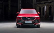 VinFast sẽ ra mắt xe tại Paris Motor Show