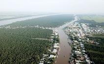 Địa phương thiết tha, nhà khoa học băn khoăn 'siêu dự án' thủy lợi