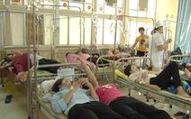 Hít khói độc, 50 công nhân may nhập viện