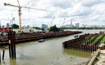 Dự án chống ngập ở TP.HCM đình trệ vì dùng thép Trung Quốc?