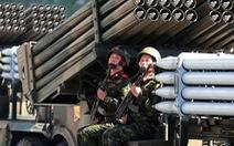 Triều Tiên duyệt binh không có tên lửa đạn đạo