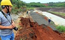 Hồ chứa bùn đỏ Alumin Nhân Cơ sạt lở: ĐTM chưa đánh giá hết địa chất
