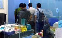 Cướp ngân hàng ở Tiền Giang lấy đi 945 triệu đồng