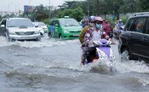 Được sửa chữa, đường Nguyễn Hữu Cảnh sẽ hết ngập và sụt lún
