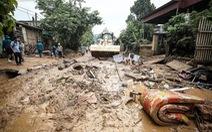 Vỡ đập bãi quặng thải ở Lào Cai: Bùn tràn về, dân bỗng trắng tay