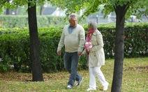 Sức khỏe người cao tuổi trong mùa xuân
