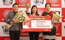 3 khách hàng trúng các giải thưởng giá trị lớn của Best Products