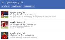 Gần 200 tài khoản giả Facebook cầu thủ, HLV U23 Việt Nam