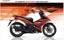 Yamaha ra mắt thị trường xe Exciter tem mới, màu mới