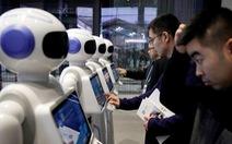 Bạn có tự tin mình giỏi hơn robot?