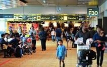 Ở sân bay Singapore, coi chừng trễ chuyến nếu chưa biết điều này