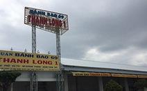 Bánh bao Thanh Long 69 đầu tư trạm dừng Thanh Long 1