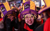 Những phong tục đón năm mới độc đáo trên thế giới