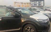 2017, Việt Nam chi hơn 2,1 tỉ USD nhập 94.000 xe hơi