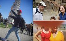 Những bức ảnh du lịch cười ra nước mắt
