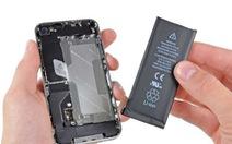 Làm sao để được thay pin 29 USD của Apple?