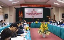 Khai mạc Hội nghị Ban thường vụ Trung ương Đoàn khóa XI lần thứ nhất