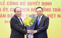 Thủ tướng giao nhiệm vụ cho tân chủ tịch Tập đoàn Dầu khí