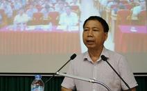 Thi thể chủ tịch huyện Quốc Oai được phát hiện trong tư thế treo cổ