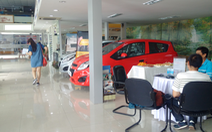 Lục tục giảm giá ô tô đầu năm mới