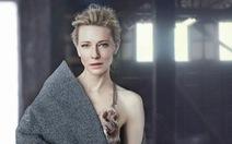 Cate Blanchett là chủ tịch ban giám khảo Cannes 2018