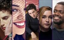 Cuộc cạnh tranh khốc liệt của 5 sao mới tại Oscar Anh Quốc