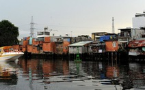 TP.HCM kêu gọi đầu tư chống ngập, cải tạo nhà trên và ven kênh rạch