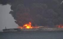 Tàu Iran đâm tàu Trung Quốc, 32 người mất tích
