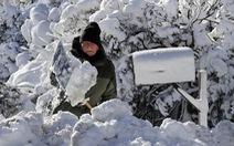 Ở Mỹ có nơi lạnh đến âm 70 độ C