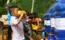 Triển khai hệ thống lọc nước cho 2000 người dân