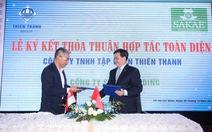 Tập đoàn vật liệu xây dựng VN hợp tác với Singapore