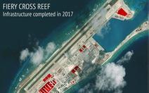 Philippines phản đối Trung Quốc quân sự hóa Biển Đông