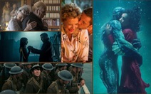 The Shape of Water dẫn đầu đề cử BAFTA với 12 giải