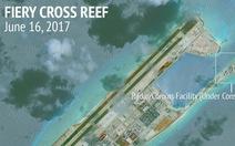 Mỹ tố Bắc Kinh 'quân sự hóa đầy khiêu khích' ở biển Đông