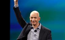 Sở hữu hơn 100 tỉ USD, ông chủ Amazon là tỷ phú giàu nhất mọi thời đại