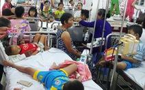 Nhiều bệnh viện quá tải lo lắng
